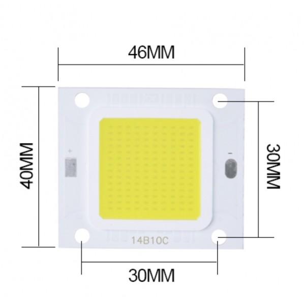 Led de remplacement de 30w pour projecteur LED