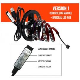 Bandeau LED rétroéclairage TV
