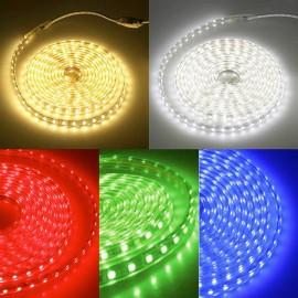 Bandeau LED 220v (Vert-Rouge-bleu-blanc au choix)