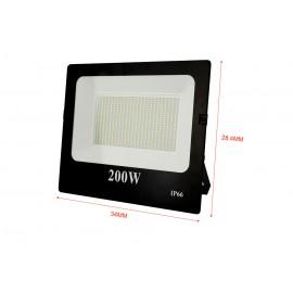 Projecteur LED 200W étanche