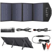 Chargeur solaire 100w pliable (USB-c/USB-12v-18v-20v/3A)