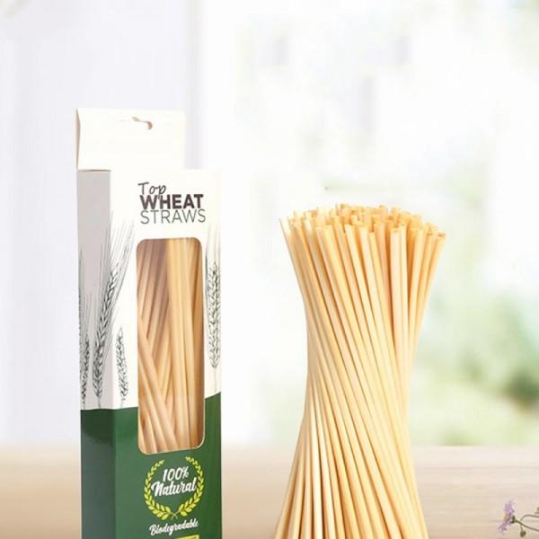 Paille bambou 100% naturel