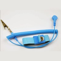 Bracelet anti-statique à pince