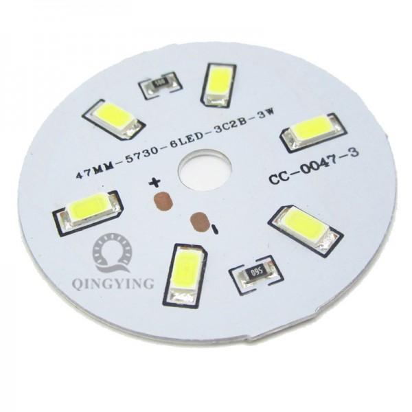 Plaque LED pour ampoule 3,5,7,9,12w - 12v
