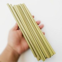3000 x pailles bambou réutilisables en 20cm (Avec brosse)