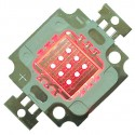 LED 10w ROUGE de rechange (12v)