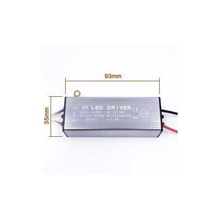 Transformateur LED 50w