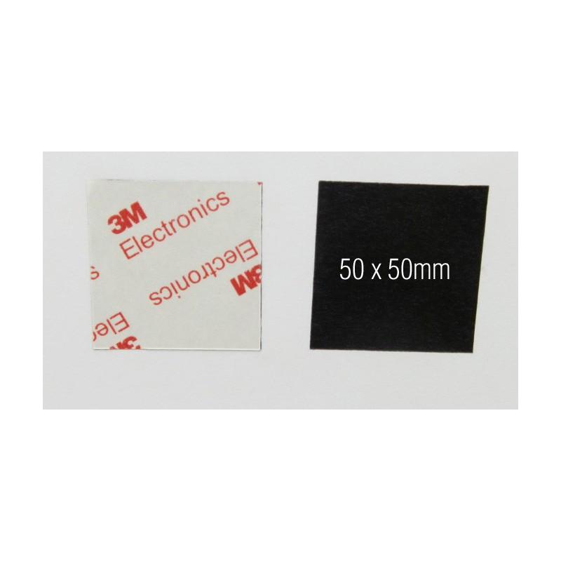 Adhésif thermo conducteur 3M 50x50mm