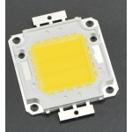 LED 20w de rechange 30-36v. 3000-3500K