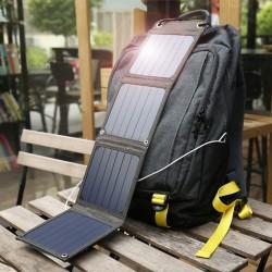 Chargeur solaire 14w pliable