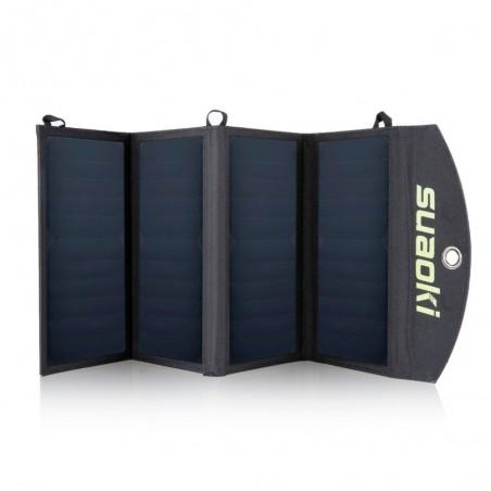 Chargeur solaire 25w pliable