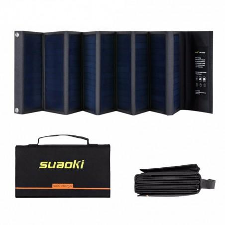Chargeur solaire 60w pliable