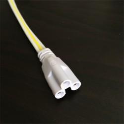 Connecteur 3 pins pour tube led T8 ou T5
