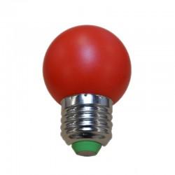 Ampoule LED 1W  E27 (Rouge)