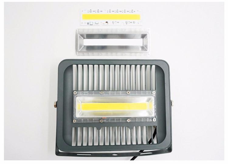 lentille pour LED 120w et 150w longue