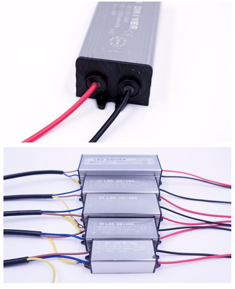 Transformateur de rechange projecteur LED