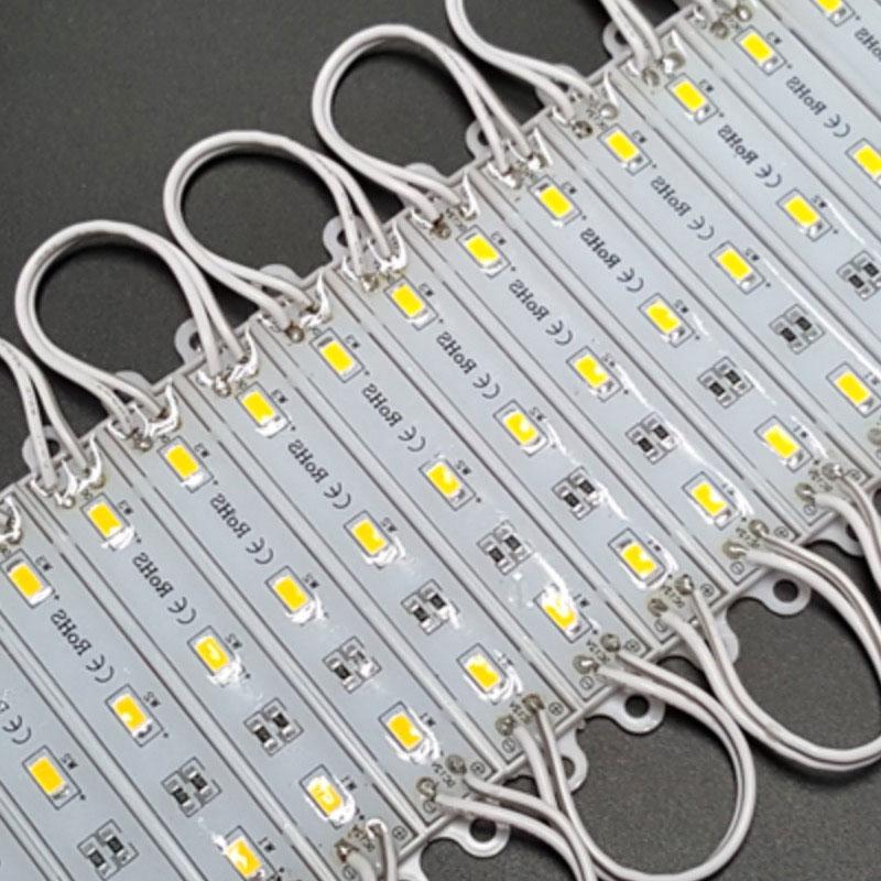 Chaine de LED pour enseigne