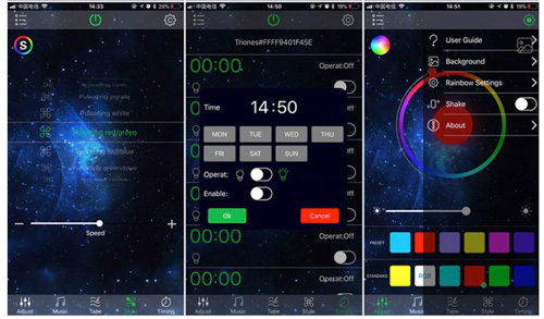 Bandeau LED pour télévision LCD Android