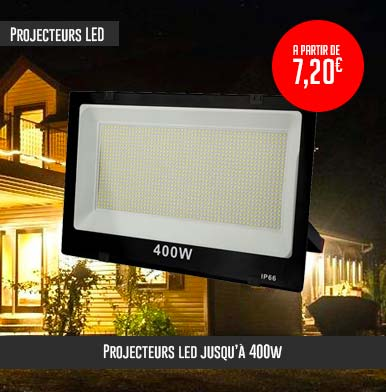 Projecteur led 200w 300w 400w