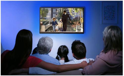 Bandeau LED pour télévision TV