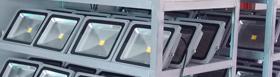 Pièces détachées pour projecteur à LED