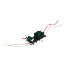 Transformateur 600mA (9-12v)