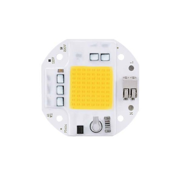 Led 50w direct 220v sans soudure