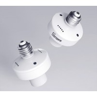 Douille ampoule E27 wifi connectée
