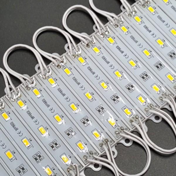 Eclairage pour enseigne à LED - Chaine de modules LED (20 pièces)
