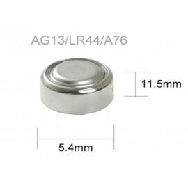 3 x Pile LR44-AG13 1,5v Alakaline