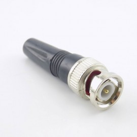 Connecteur BNC pour câble RG-59/60 Audio vidéo basse tension