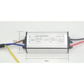 Transformateur LED 20w (20-40v)