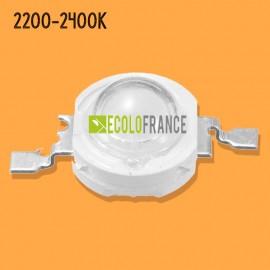 LED 3W - 395nm - 410nm - 470nm - 20000k