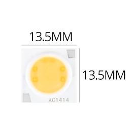 LED 7w - 220v (13.5mm) 5800-6500K