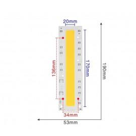 LED COB 150w 220v (6000-6500k)
