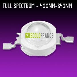 LED FULL SPECTRUM 1w