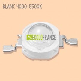 LED 5W Blanc 4000-5500k