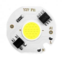 LED 7W - 27mm 220V (2800-3200K)