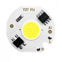 LED 12W - 27mm 220V (2800-3200K)