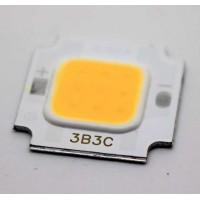 LED COB 10w (2600-3500k) 12V