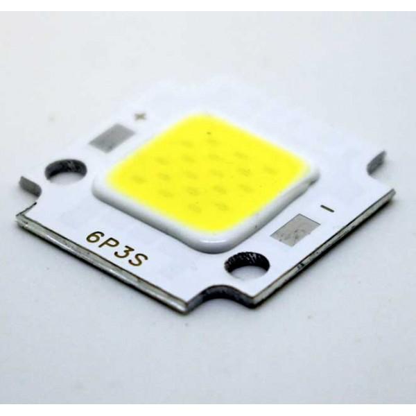 LED COB 10w (7000-9000K) 12V