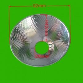 Réflecteur spot 92 x 42 x 26mm