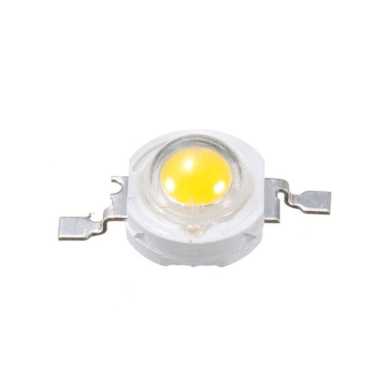 LED COB 1w (6000-6500K) 3.2-3.4v