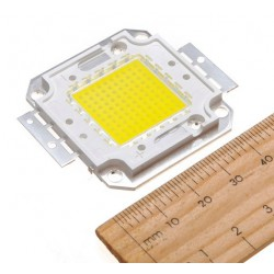 LED 100w de rechange (30-36v)