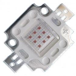 LED 10w ROUGE de rechange (12v)