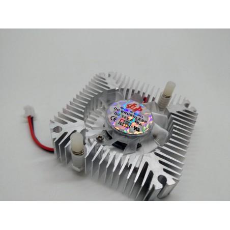 Radiateur ventilé pour led de 5w à 10w