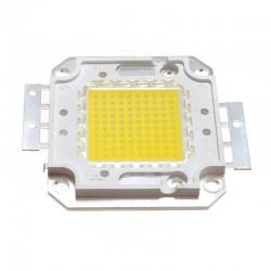 LED COB 80w 3000-3500K 30-36v