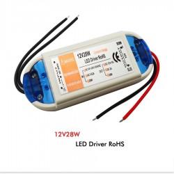 Transformateur 12v / 2A pour LED