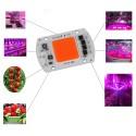 LED 50W 220v Full spectrum (380-840nm)