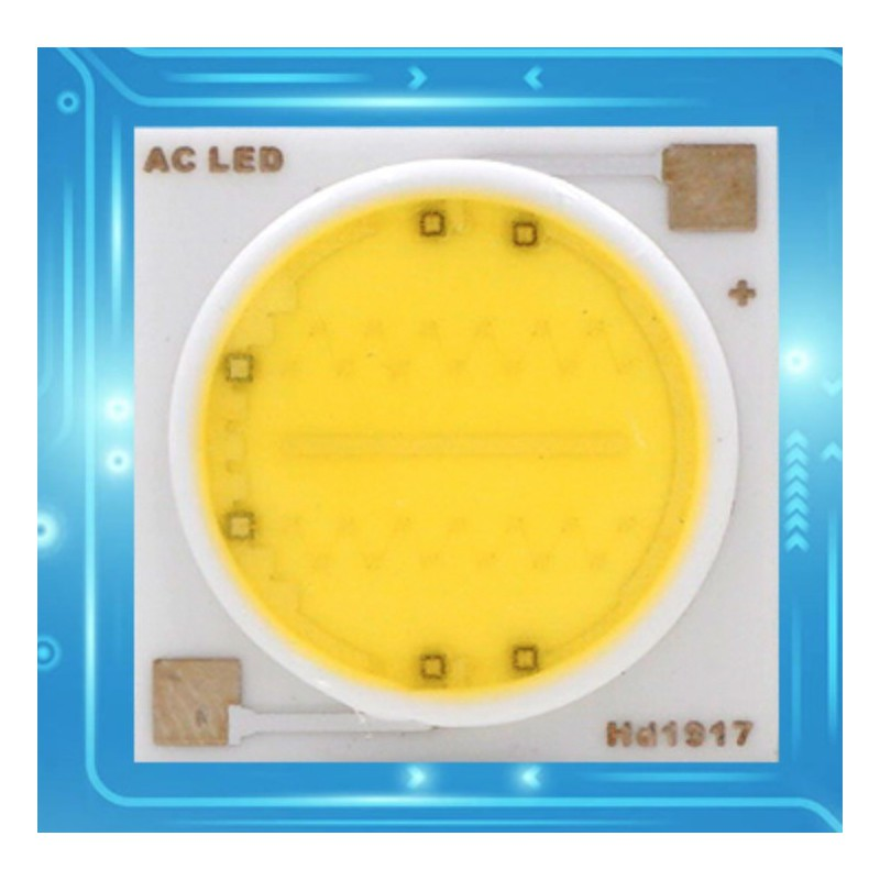 LED 12w - 220v sans transformateur